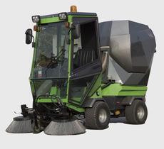 S500 全天候多功能城市清扫车